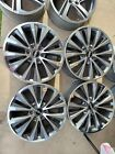 2015 2017 Lincoln NAVIGATOR 20 Factory OEM Wheels Rims Set of4 FREEshippin READ