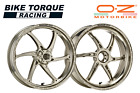 OZ Gass RS A Forged Alloy Wheels Ti Colour to fit Ducati 1000 Paul Smart ALL