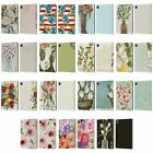 OFFICIAL HALEY BUSH FLORAL PAINTING LEATHER BOOK WALLET CASE FOR APPLE iPAD