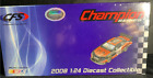 VERY RARE CFS NASCAR CHAMPIONS SERIES 2008 124 DIECAST COLLECTIBLE 1 OF 2400