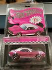 Hot Wheels 2017 Red Line Club Collectors National Conventiom 67 Camaro PINK