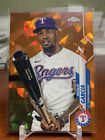 2020 Topps Chrome Update Series Sapphire Edition Baseball Cards 21