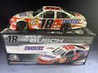 Z6 11 KYLE BUSCH 18 SNICKERS 2008 TOYOTA CAMRY BROKEN OFF WING
