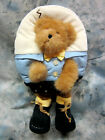 Collectible Boyds Classic Beary Tales Series, Humpy Dumpy Plush Bear #91781