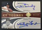 WHITEY FORD RON GUIDRY 2005 UD ULTIMATE SIGNATURE DUAL AUTOGRAPH 175 NY YANKEES
