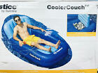 Solstice Cooler Couch Inflatable Pool Lounger Float 64 Holds 16 Cans DISCOUNTED