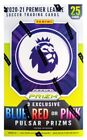 Panini 2020-2021 Prizm Premier League Cereal Box Trading Cards Factory Sealed