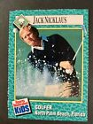 Jack Nicklaus Cards and Autograph Memorabilia Guide 3