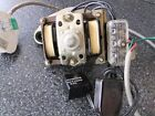 Garrard Lab Type A Turntable MOTOR And Harness All Complete GWO