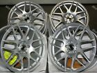 18 Silver DRM Alloy Wheels Fits BMW 5 Series E39 Saloon Estate M5 X5 E70 X6
