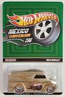 Hot Wheels 2011 Mexico Convention Gold Dairy Delivery Redline Real Riders 1 4000