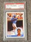 1983 Topps Traded DARRYL STRAWBERRY Rookie RC Mets #108T PSA 10