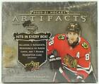2020 21 UPPER DECK ARTIFACTS HOCKEY FACTORY SEALED HOBBY BOX