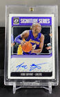 Kobe Bryant Donruss Optic Signature Series Auto Autograph 2018-19
