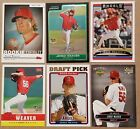 Jered Weaver Rookie Card Guide 9