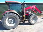McCORMICK MC130 4wd tractor  SIGMA 4 METER LIFT LOADER