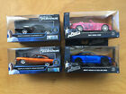 Jada Toys Fast And Furious Metal Die Cast 132 Cars Lot Of 4 S2000 GT R etc