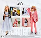 Barbie Signature BarbieStyle Fully Poseable Fashion Doll 12in and Accessories