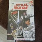 Topps Star Wars The Last Jedi Seried 1 Hobby Box 2 Hits New Sealed Auto 24 Count