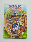 Sonic The Hedgehog Archives Volume 0 The Beginning Vintage Collectors Book