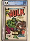 Incredible Hulk #271 CGC 7.0 1st COMIC APP of ROCKET RACCOON White Pages Marvel
