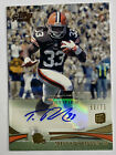 Trent Richardson Cards, Rookie Cards and Autographed Memorabilia Guide 47