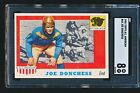 1955 Topps All-American Football Cards 46