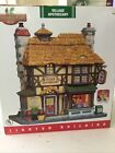 Lemax Coventry Cove Christmas Village - Apothecary ~ Lighted Building