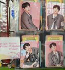 BTS 4th Muster Happily Ever After Jin Mini Photo Card FULL SET