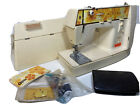 Vintage Singer 353 Genie Sewing Machine 1970s with Foot Pedal Tested Manuals