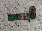 Beautiful Stained Glass Double Wheel Stained Glass Kaleidoscope Rose Garden