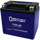 Mighty Max YTX5L BS Lithium Battery Replaces Scooter Manco 5049 E 50CC 02 06
