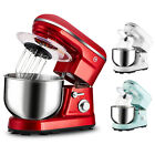 Electric Food Stand Kitchen Mixer Tilt Head Stainless Steel Bowl with Dough Hook