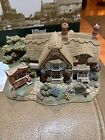 Lilliput Lane Cottage Sweets And Treats Anniversary 2000 Boxed Deeds Large L2315