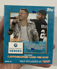 2020 Topps Seattle Childrens Hospital Heroes Sealed Box Exclusive - 1 Auto Box
