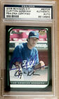 Clayton Kershaw Signs Exclusive Autograph Deal with Topps 21
