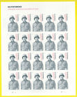 US 2021 Go For Broke Japanese American Soldiers imperf No Die Cut sheet MNH