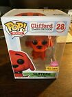 Funko Pop Clifford the Big Red Dog Figures 12