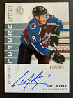 Hockey Card Design Evolution: SP Authentic Future Watch Rookie Card 21