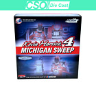 Kevin Harvick 2020 Busch Light Apple Michigan Sweep Set 1 24 Die Casts IN STOCK