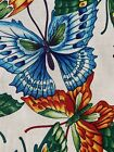 5 Yards x 44 HOFFMAN Natures Elements Colorful Butterflies Cotton Quilt Fabric