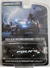 Greenlight 51279 2020 Ford Police Interceptor Utility 1 64 Scale Exclusive