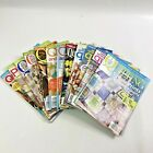 American Patchwork and Quilting Magazines Lot of 12 Ideas Inspiration