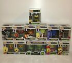 Funko POP! SIMPSONS LOT of 12 Simpsons Treehouse of Horror Exclusives *Ships WW*