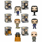 THE ADDAMS FAMILY Funko Pop Set of 6 w Protectors (NEW!)