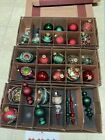Balsam Hill Christmas Cheer Glass Ornament Set 29 Of 32 Pieces
