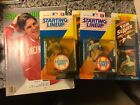 2 STARTING LINEUP EXTENDED 1992 TOM SEAVER 7/27/1981 Sports Illustrated + cards