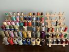 LOT 70 Quilting Spools ONLY GUTTERMANN METTLER COATS NO STANDS