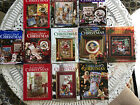 Lot Of 11 Better Homes And Gardens A Cross Stitch Christmas 1995 2005