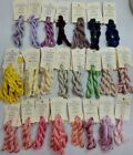 67 Crescent Colours Hand Dyed Embroidery Floss Thread 67 Skeins 5 Yards Each